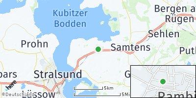 Google Map of Rambin