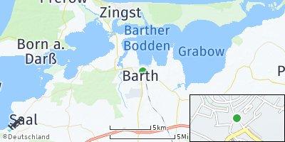 Google Map of Barth