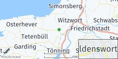 Google Map of Oldenswort