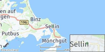 Google Map of Sellin