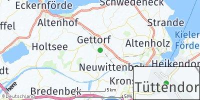 Google Map of Tüttendorf