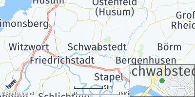 Google Map of Schwabstedt
