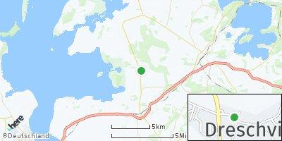 Google Map of Dreschvitz