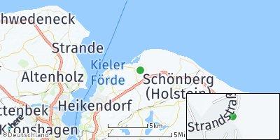 Google Map of Wendtorf