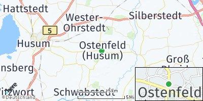 Google Map of Ostenfeld