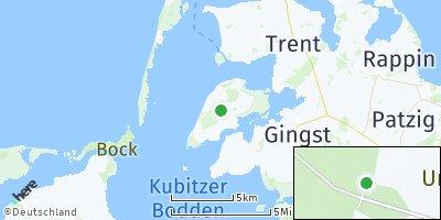 Google Map of Ummanz
