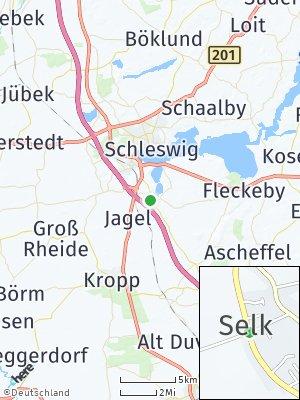 Here Map of Selk