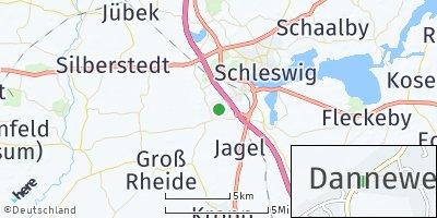 Google Map of Dannewerk
