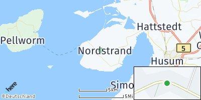 Google Map of Nordstrand
