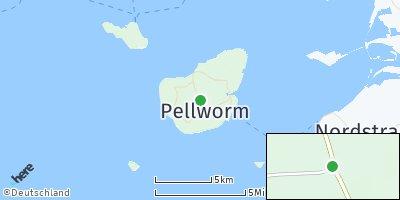 Google Map of Pellworm