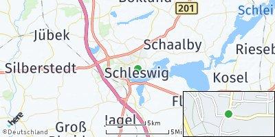 Google Map of Schleswig