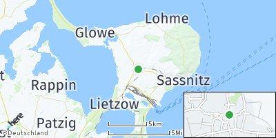 Google Map of Sagard
