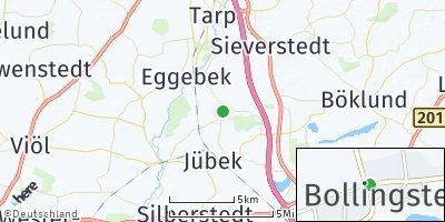 Google Map of Bollingstedt