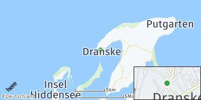 Google Map of Dranske