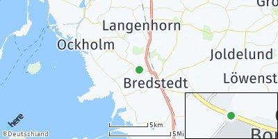 Google Map of Bordelum