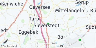 Google Map of Sieverstedt
