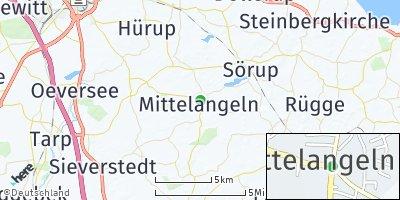 Google Map of Satrup