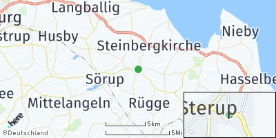 Google Map of Sterup