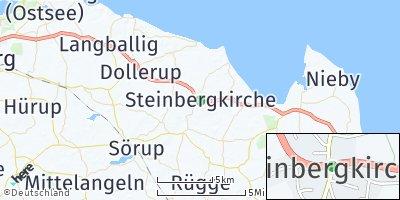 Google Map of Steinbergkirche