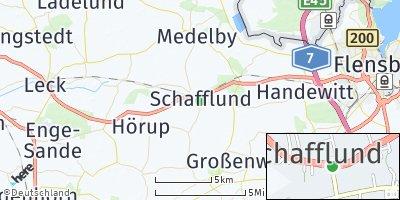 Google Map of Schafflund