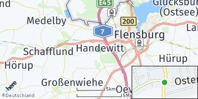 Google Map of Handewitt