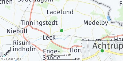 Google Map of Achtrup