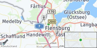 Google Map of Harrislee